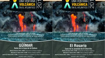 Ventana Volcánica 2018-Güímar y El Rosario