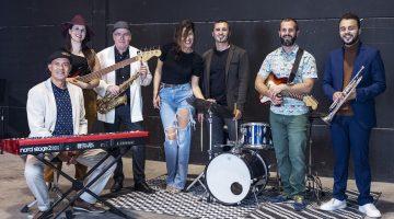 Miriam Fleitas & D´Local Groove - Banda- 1